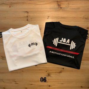 T-Shirt Regular Fit Noir
